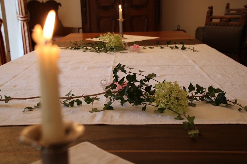 Blumen Details Hochzeit